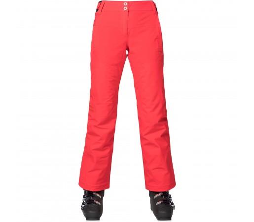 Pantaloni Ski Femei Rossignol ELITE Rosu