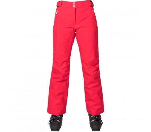 Pantaloni Ski Femei Rossignol SKI Rosu