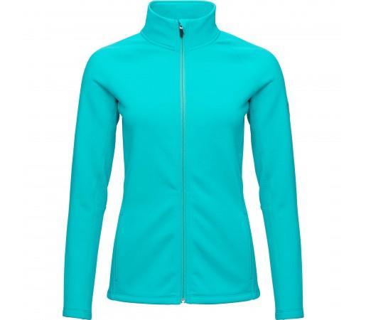 Bluza Mid-Layer Femei Rossignol CLASSIQUE CLIM Turcoaz