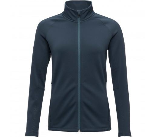 Bluza Mid-Layer Femei Rossignol CLASSIQUE CLIM Bleumarin