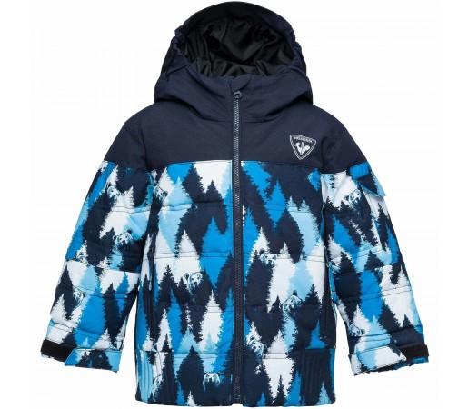 Geaca Ski Copii Rossignol FLOCON Albastru / Bleumarin