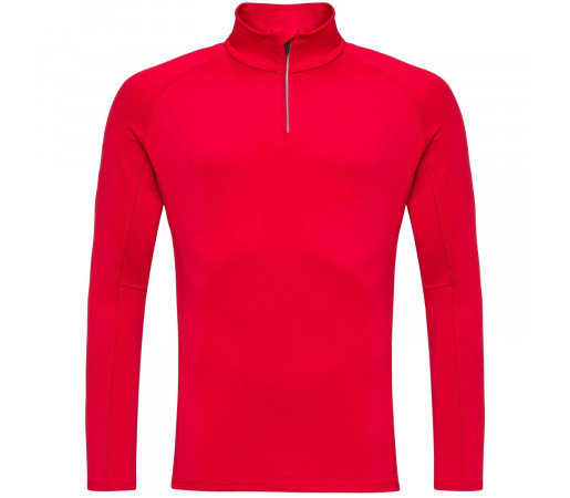 Bluza First Layer Barbati Rossignol Classique 1/2 Zip Sports Red (Rosu)