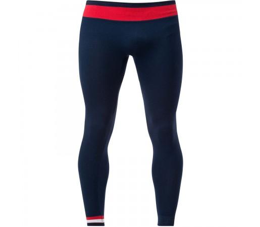 Pantaloni First Layer Barbati Rossignol Droite Underwear Tight Dark Navy (Bleumarin)