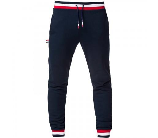 Pantaloni Barbati Rossignol Sweat Pant Dark Navy (Bleumarin)