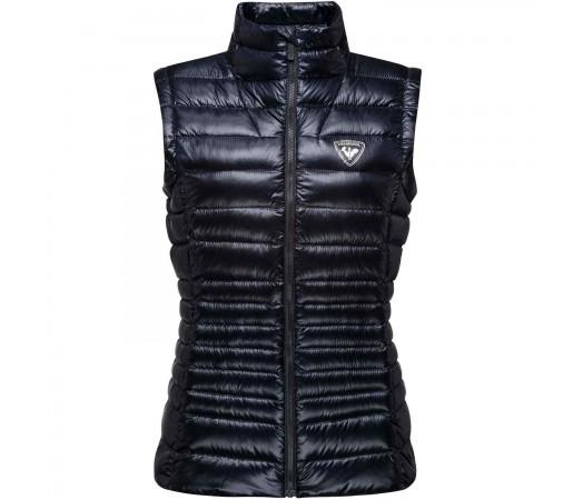 Vesta Puf Femei Rossignol W Light Down Vest Black (Negru)