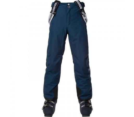 Pantaloni Ski Copii Rossignol Boy Controle Pant Dark Navy (Bleumarin)