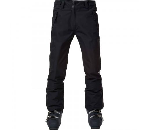Pantaloni Ski Copii Rossignol Girl Ski Pant Black (Negru)