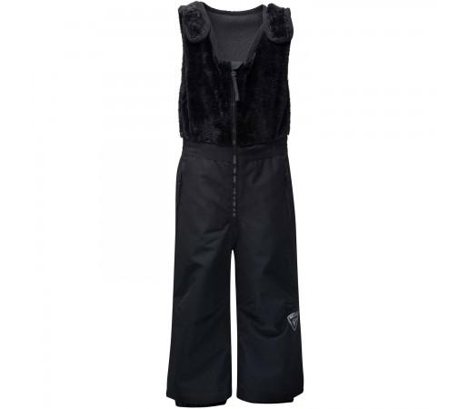 Pantaloni Ski Copii Rossignol Kid Ski Pant Black (Negru)
