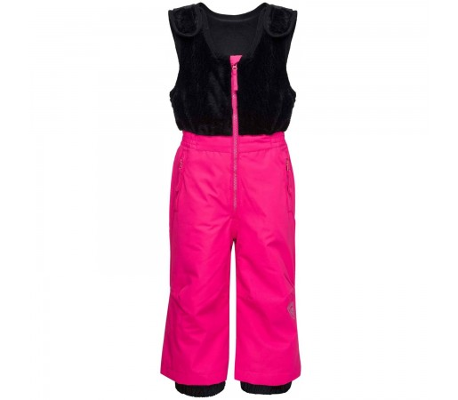 Pantaloni Ski Copii Rossignol Kid Ski Pant Pink Fushia (Roz)