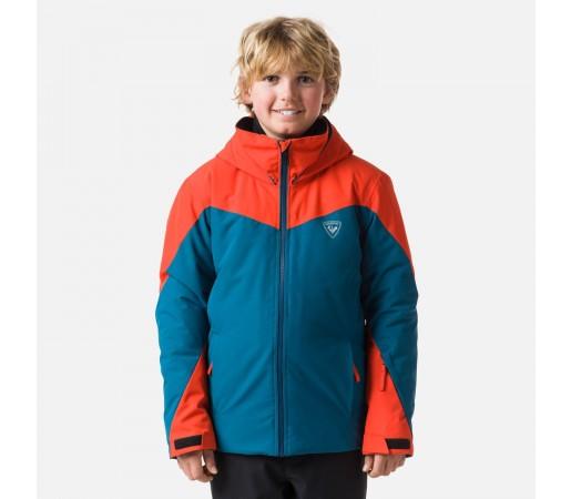 Geaca Ski Copii Rossignol Boy Fonction Jkt Baltic (Albastru)