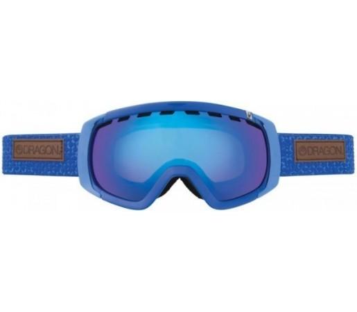 Ochelari Schi si Snowboard Dragon ROGUE Cloud / Blue Steel + Yellow