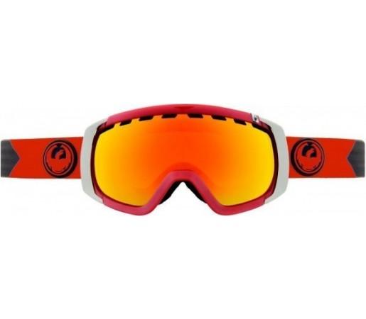 Ochelari Schi si Snowboard Dragon ROGUE Titian / Red Ion + Yellow