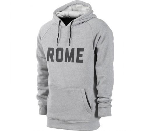 Hanorac Rome Riding Pullover Heather Gri