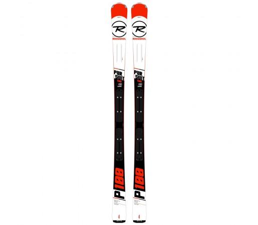 Skiuri cu Legaturi Rossignol Pursuit 100 RTL/XP 10 B83 2019 Negru / Alb