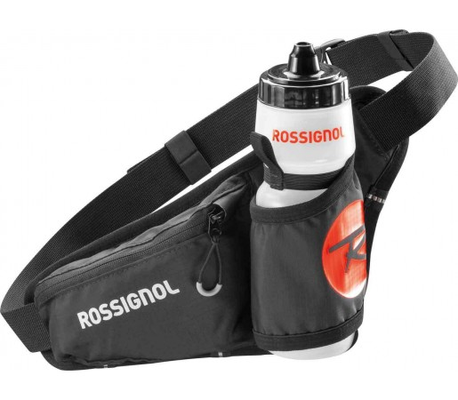 Curea alergare Rossignol Bottle Holder Neagra