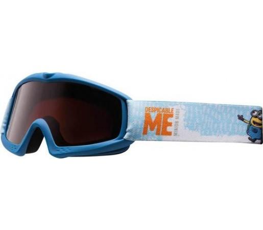 Ochelari schi si snowboard Rossignol Raffish S Minions Kids Bleu