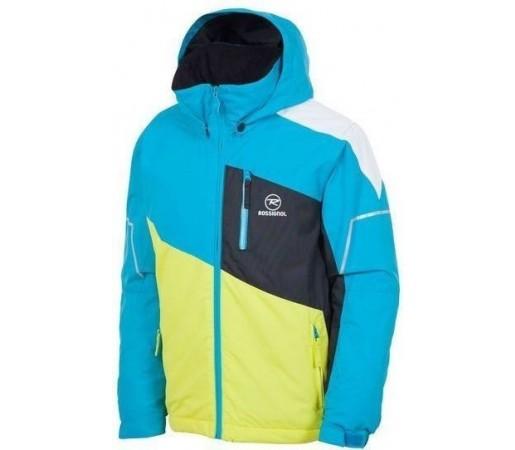 Geaca Schi si Snowboard Rossignol B Racing Star JKT Blue/Yellow