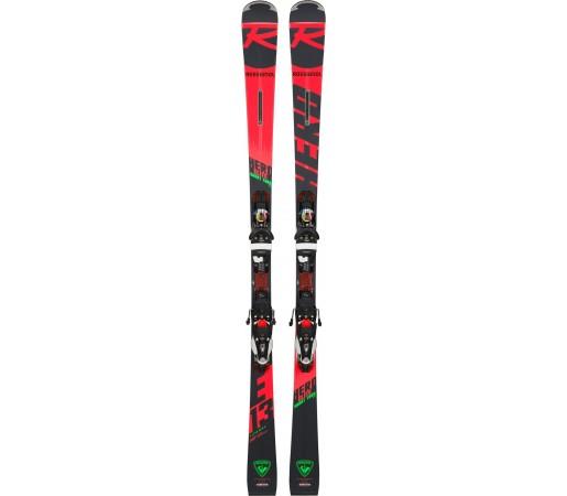 Skiuri cu Legaturi Barbati Rossignol Hero Elite ST TI/SPX12 K.DUAL 2019