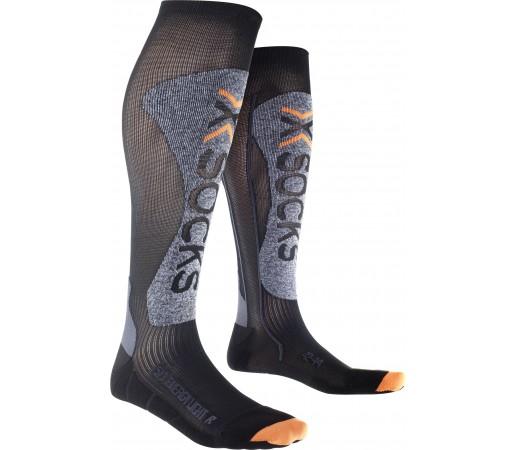 Sosete X-Socks  Ski Energizer Light Anthracite/Grey