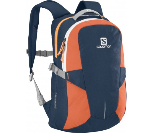 Rucsac Salomon ENDURO 24 BLUE/ORANGE