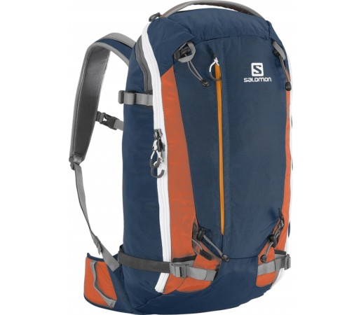 Rucsac Salomon QUEST 30 Blue/Orange