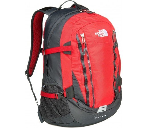 Rucsac The North Face Big Shot II Red- Grey