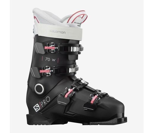 Salomon Clapari Ski S/PRO 70 W Femei Negru