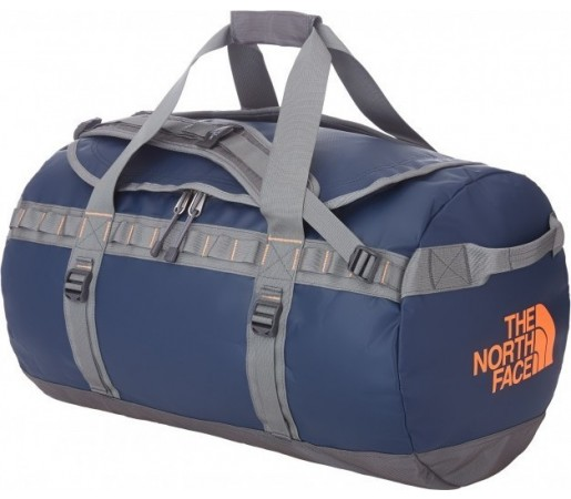 Geanta The North Face Base Camp Duffel Albastra