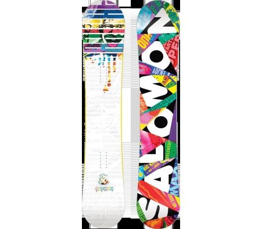 Placa Salomon Official 2012