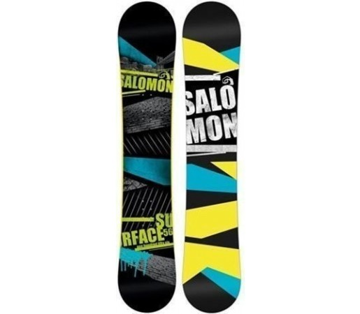 Placa Salomon Surface Men 2012