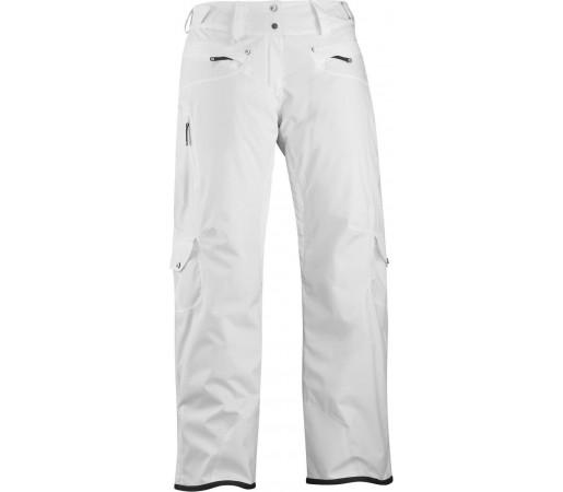 Pantaloni Salomon Zero W White