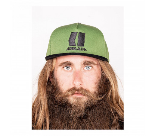 Sapca ARMADA Standard Hat MARLIN (Verde Deschis)