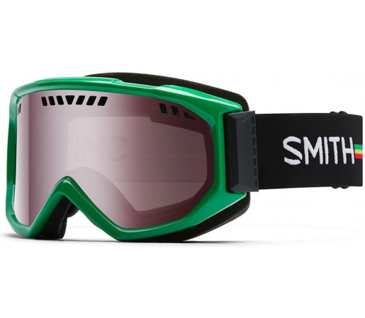 Ochelari Schi si Snowboard Smith Scope Pro Verzi