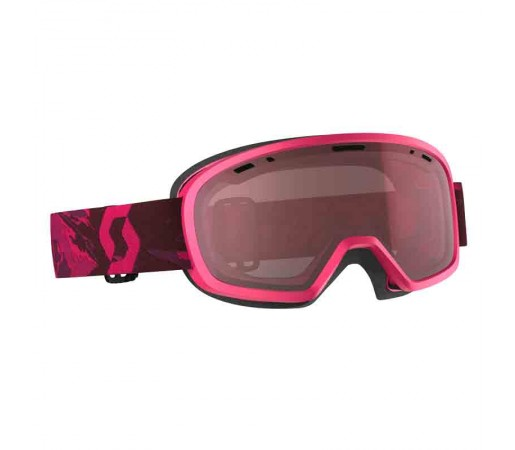 Ochelari Schi si Snowboard Scott Buzz Pro OTG W Pink / Amplifier