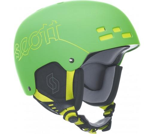Casca Scott Scream Verde Mat