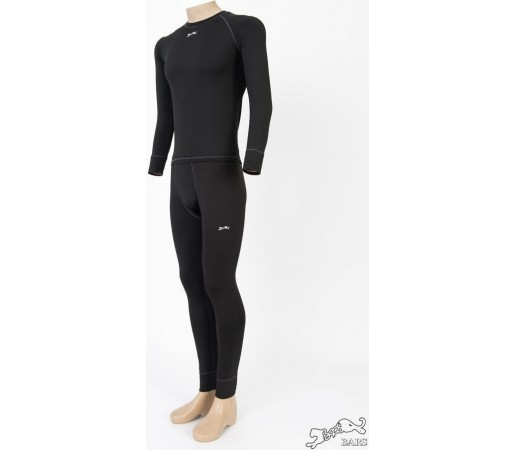Set Base Layer Bars Extreme Black Barbati