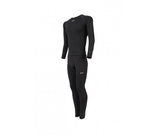 Set Base Layer Bars Copii Black