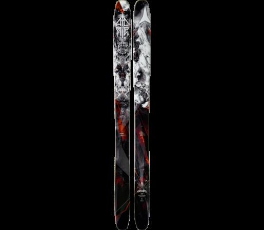 Ski Atomic AUTOMATIC black/white & STH 16 WTR 2014