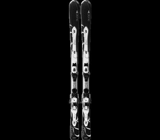 Ski Atomic CLOUD D2 73 black/white & XTE 10 Lady 2014