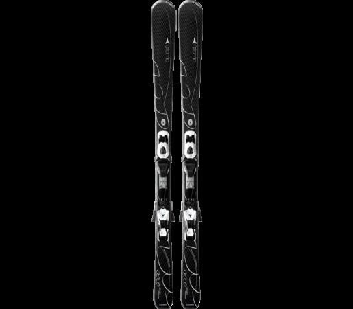 Ski Atomic CLOUD SEVEN black & XTE 10 Lady 2014