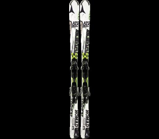 Ski Atomic RADON ARC white/yellow & XTO 12 2014