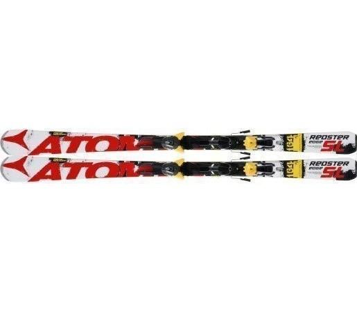 Ski Atomic REDSTER EDGE SL white & XTO 12 2014