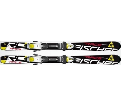 Ski Fischer RC4 RACE JR +T15712  2012