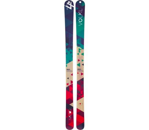 Schiuri Volkl Nanuq  + Legaturi Marker F12 Tour EPF L 110 MM Multicolor