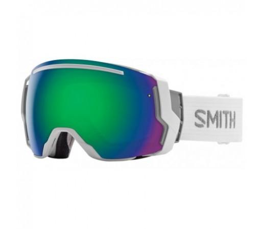 Ochelari ski si snowboard Smith I/O7 White Green-Solx
