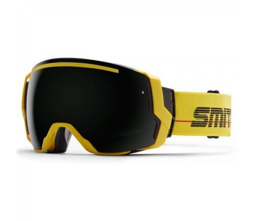 Ochelari ski si snowboard Smith I/O7 Yellow 1989 Blackout