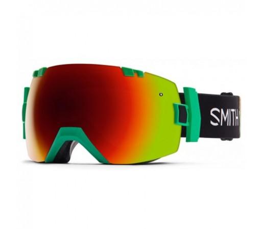 Ochelari ski si snowboard Smith I/OX Abma Micrograph Red-Solx