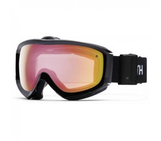 Ochelari ski si snowboard Smith Prophecy T.Fan Black Red Sns