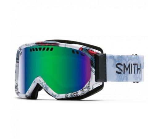 Ochelari ski si snowboard Smith Scope Vagabond Green-Solx