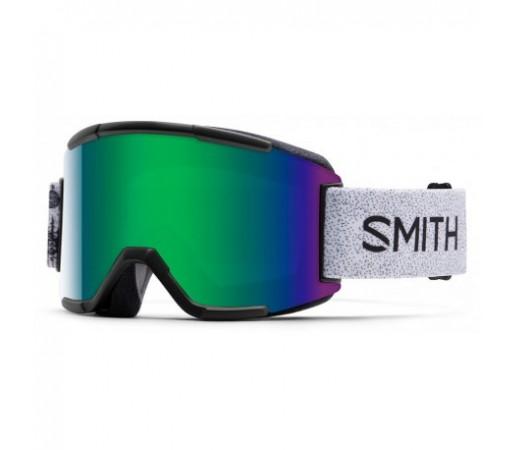 Ochelari ski si snowboard Smith Squad Desire Padfoot Green-Solx